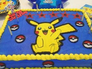 Pikachu Birthday Cake Pikachu Birthday Cake Template Colorfulbirthdaycakesga