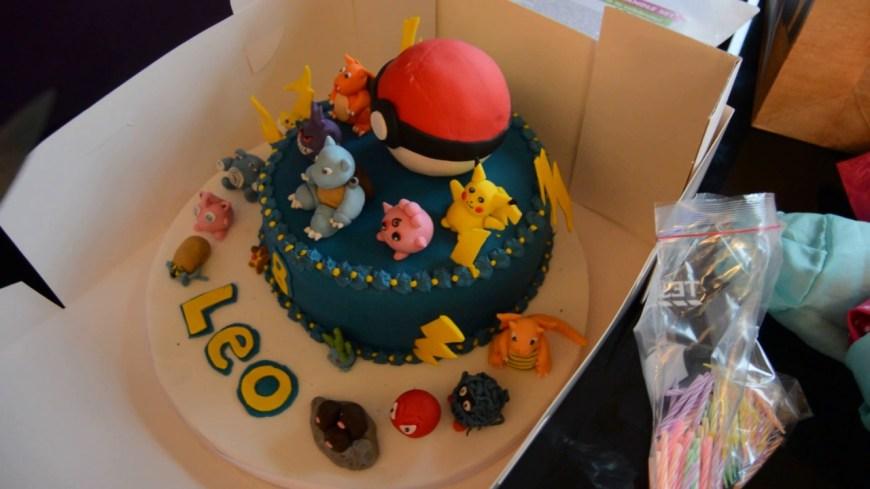 Pokemon Birthday Cake Best Pokemon Birthday Cake Ever Youtube