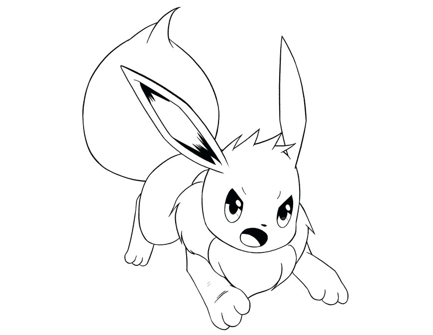 Pokemon Coloring Pages Eevee Pokemon Coloring Pages Eevee Evolutions All Glaceon Xmoe Me 3295