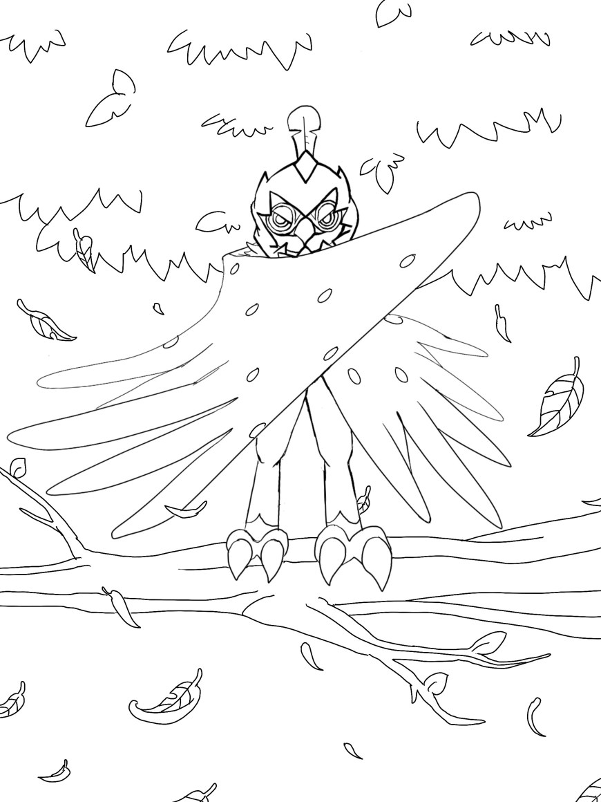 Pokemon Sun And Moon Coloring Pages Pokemon Sun And Moon Coloring Pages Printables