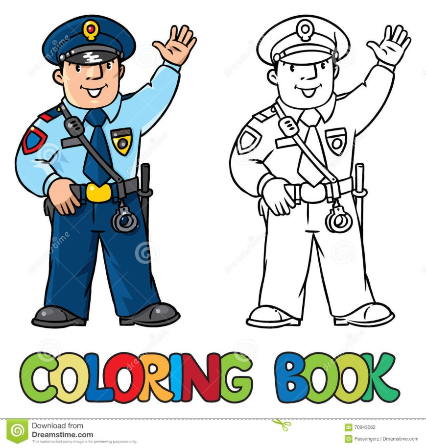 Police Officer Coloring Pages Police Coloring Books 22627 Longlifefamilystudy
