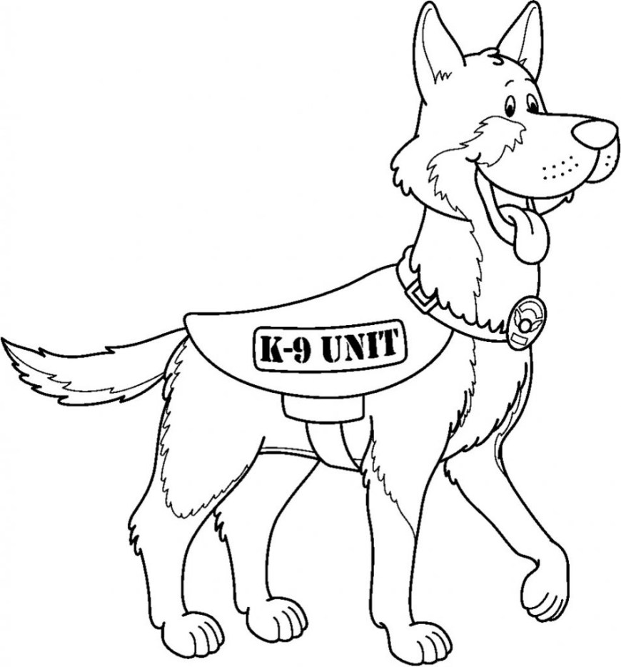 Police Officer Coloring Pages Policeman Coloring Page Attractive Policeman Coloring Page Police