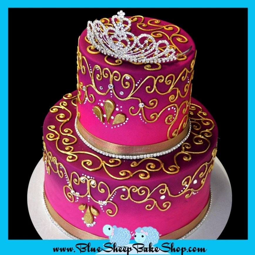 Princess Birthday Cake Indian Princess Birthday Cake Cakecentral