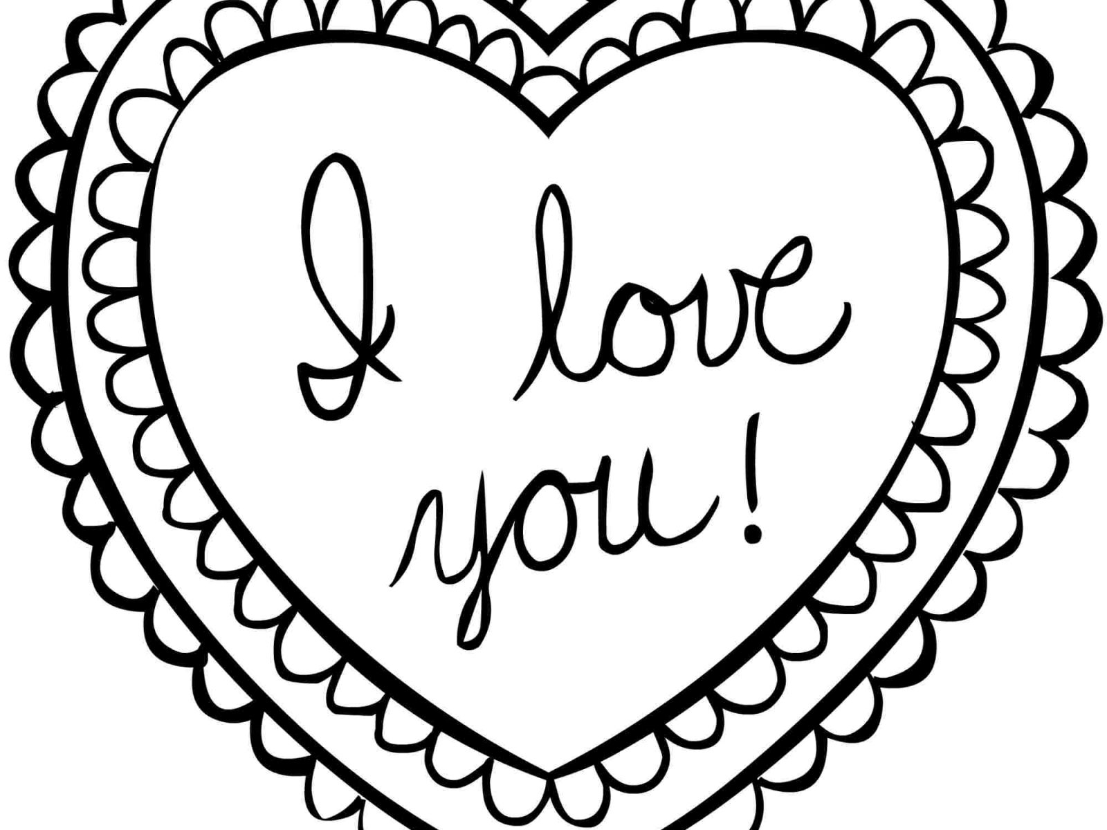 Printable valentine coloring pages printable valentine coloring pages for preschool printable