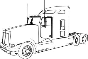 Semi Truck Coloring Pages Semi Truck Coloring Pages Best Of Gallery Truck Coloring Book Semi