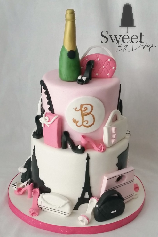 Shoe Birthday Cake Dallas Birthday Cake Gallery Sweet Design