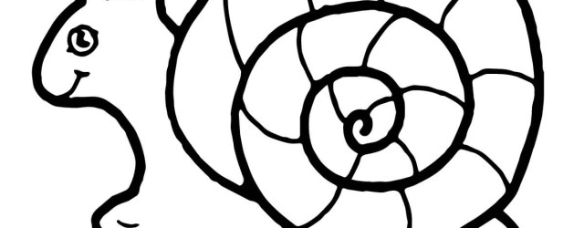 Snail Coloring Page Cute Snail Coloring Page Free Printable Coloring Pages