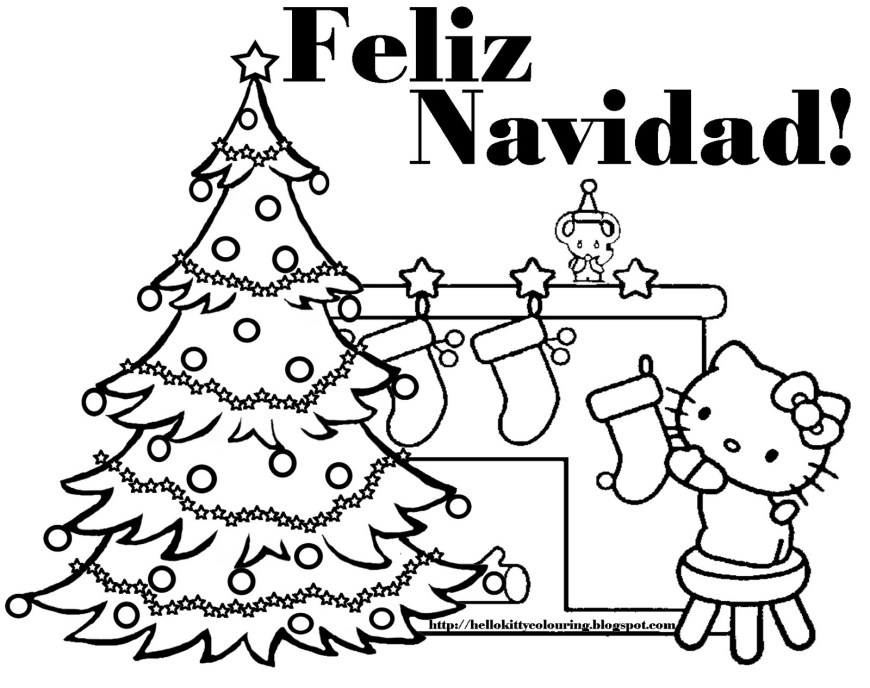 Spanish Coloring Pages Free Christmas Coloring Pages In Spanish