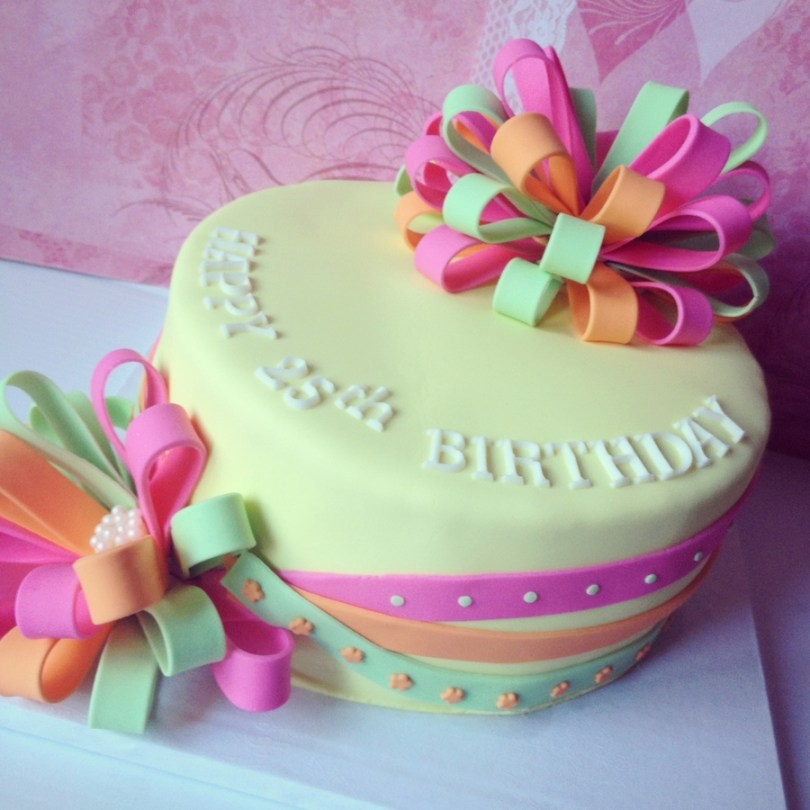 Summer Birthday Cakes Happy Birthday Summer Time Cakecentral