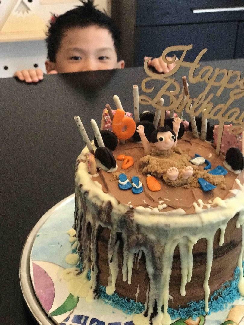 Summer Birthday Cakes Parenting Boys Summer Themed Boys Birthday Cake