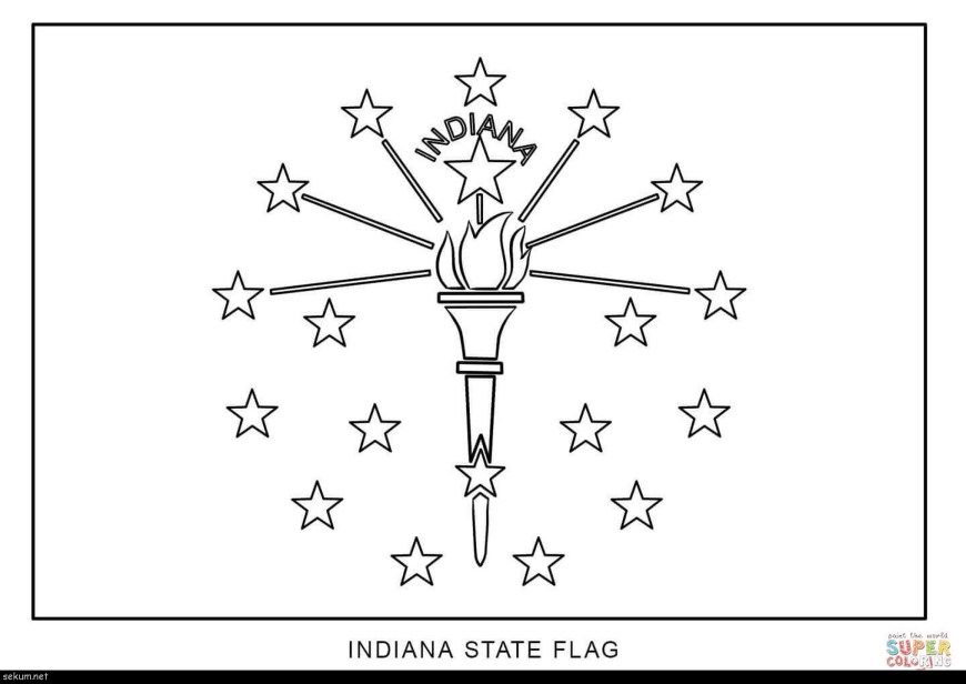 Texas Coloring Pages Scarce Coloring Pages Of Texas Flag Indiana Page Free Printable