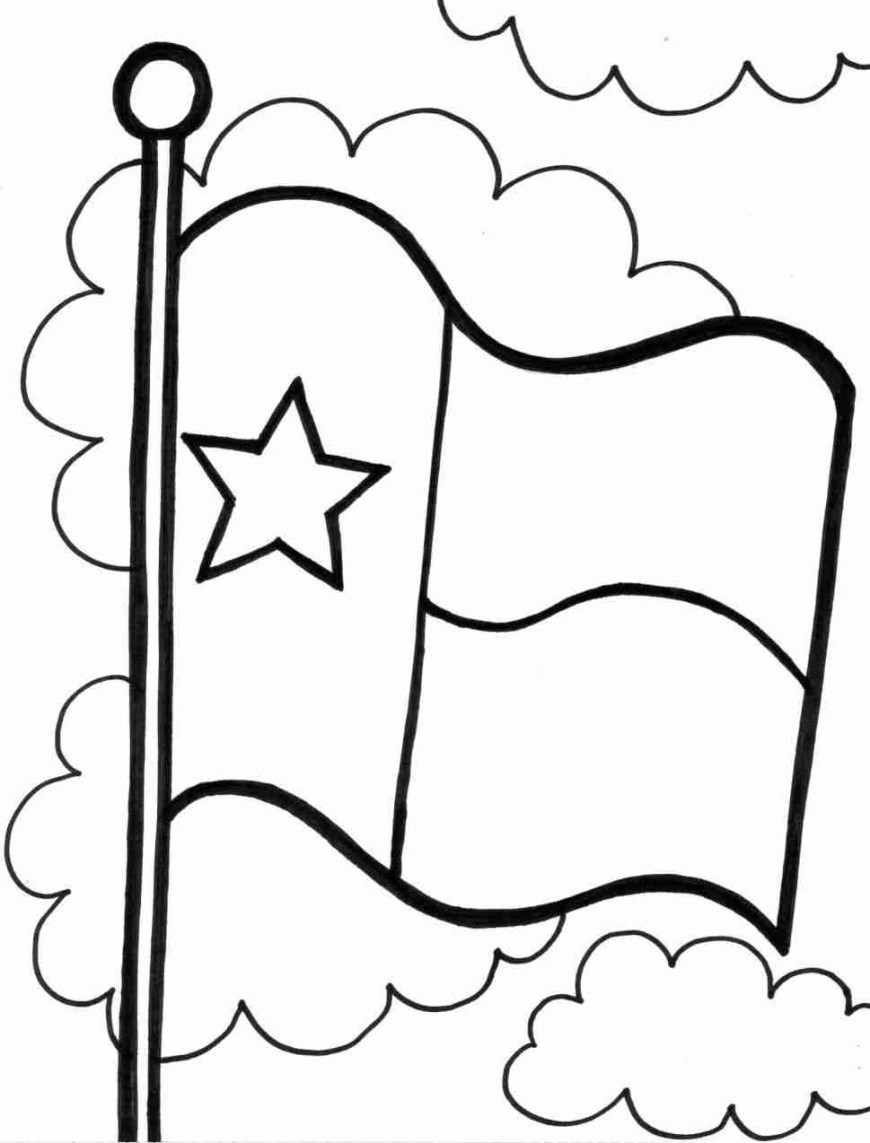 Texas Coloring Pages Texas Flag Color Page Olegratiy For Coloring To Coloring Pages