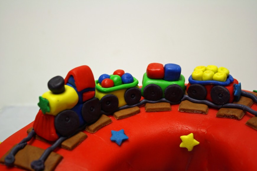 Train Birthday Cake Train Plane Birthday Cake