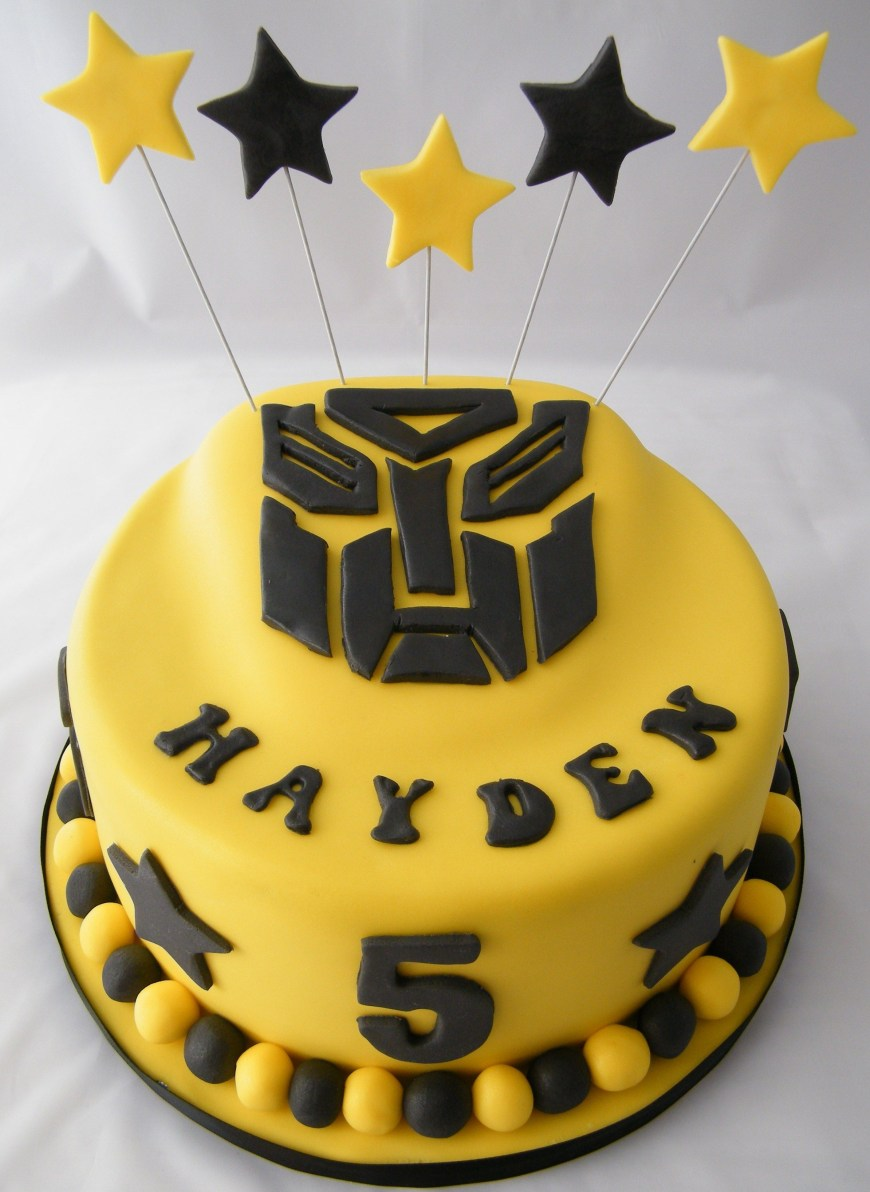Transformers Birthday Cake Transformers Birthday Cake Cakes Pinterest Transformer