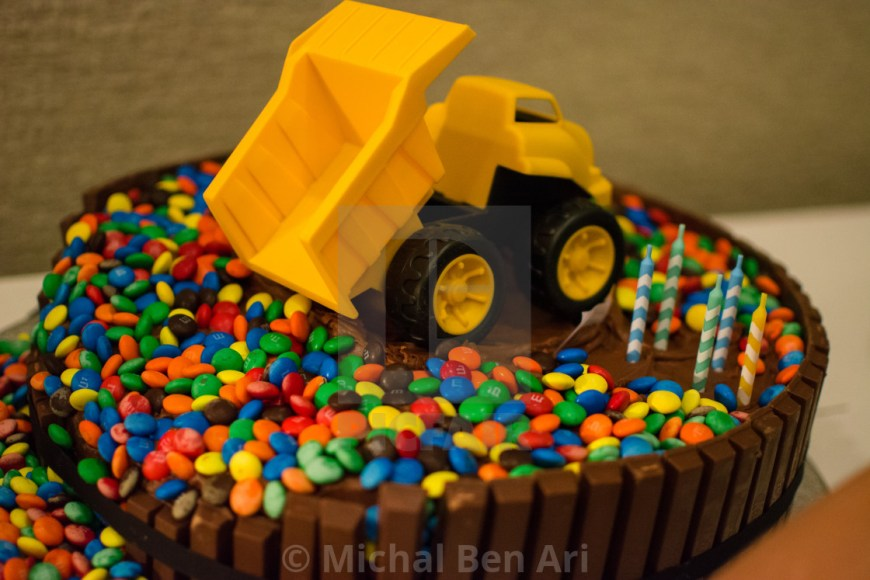 Truck Birthday Cake Dump Truck Birthday Cake License For 1240 On Picfair