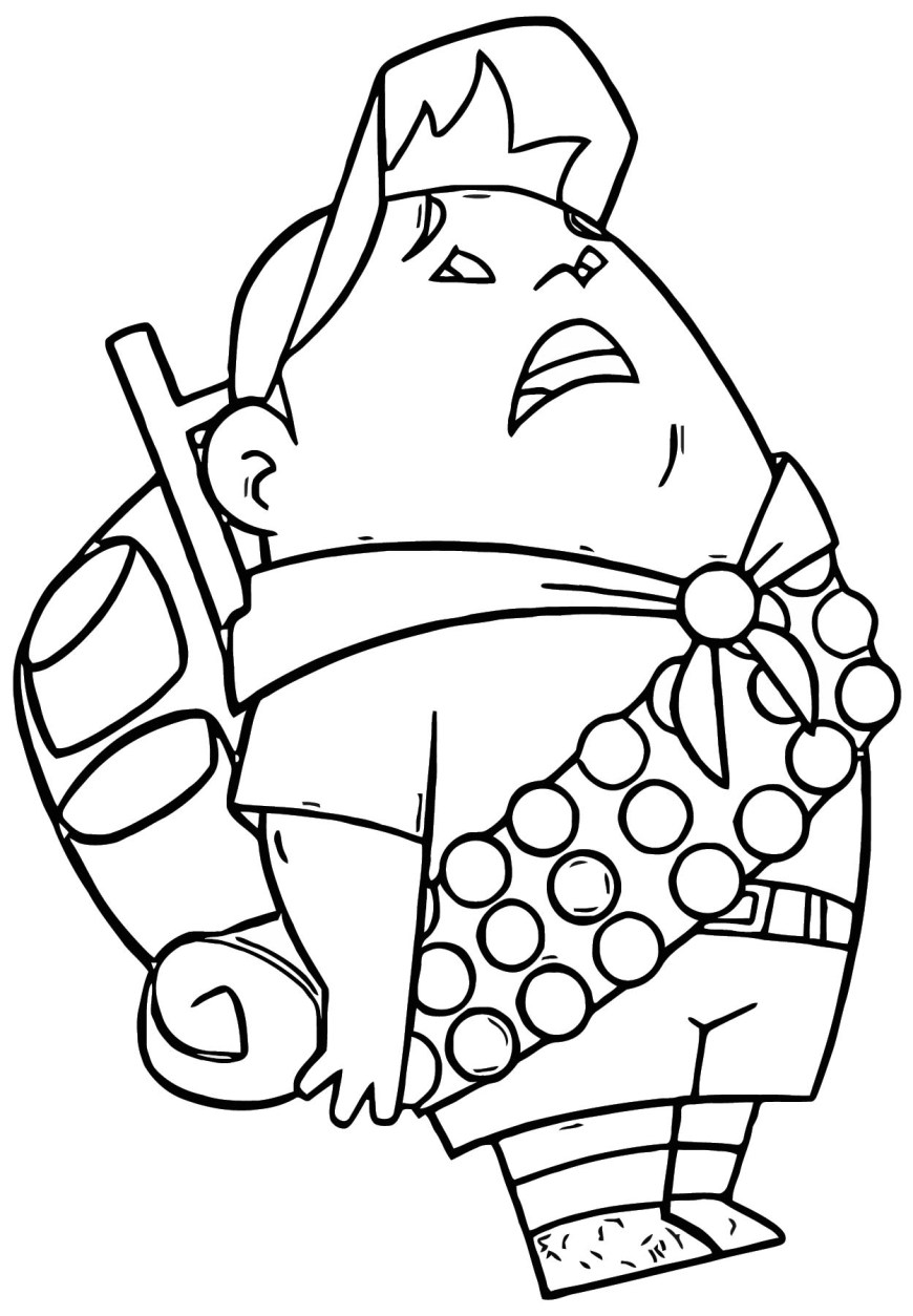 Up Coloring Pages Disney Pixar Up Coloring Pages 05 Wecoloringpage