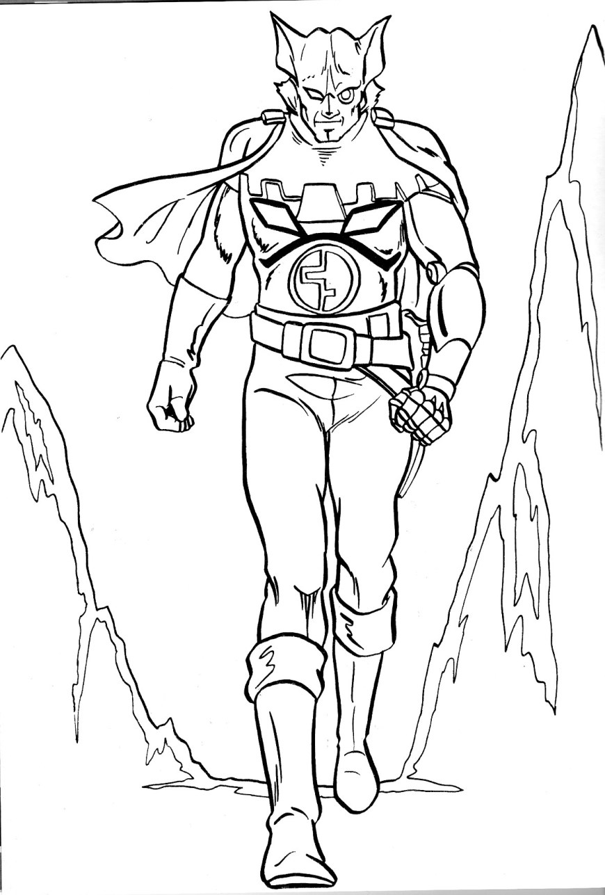 Voltron Coloring Pages Voltron Coloring Pages Free Thekindproject Voltron Force Coloring