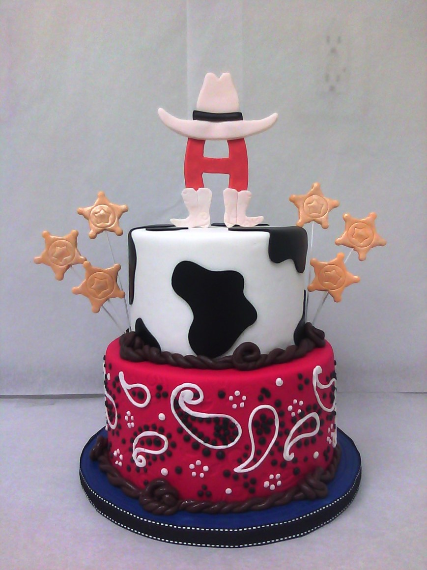 Western Birthday Cakes 9 Western Style Birthday Cakes Photo Western Birthday Cake Ideas