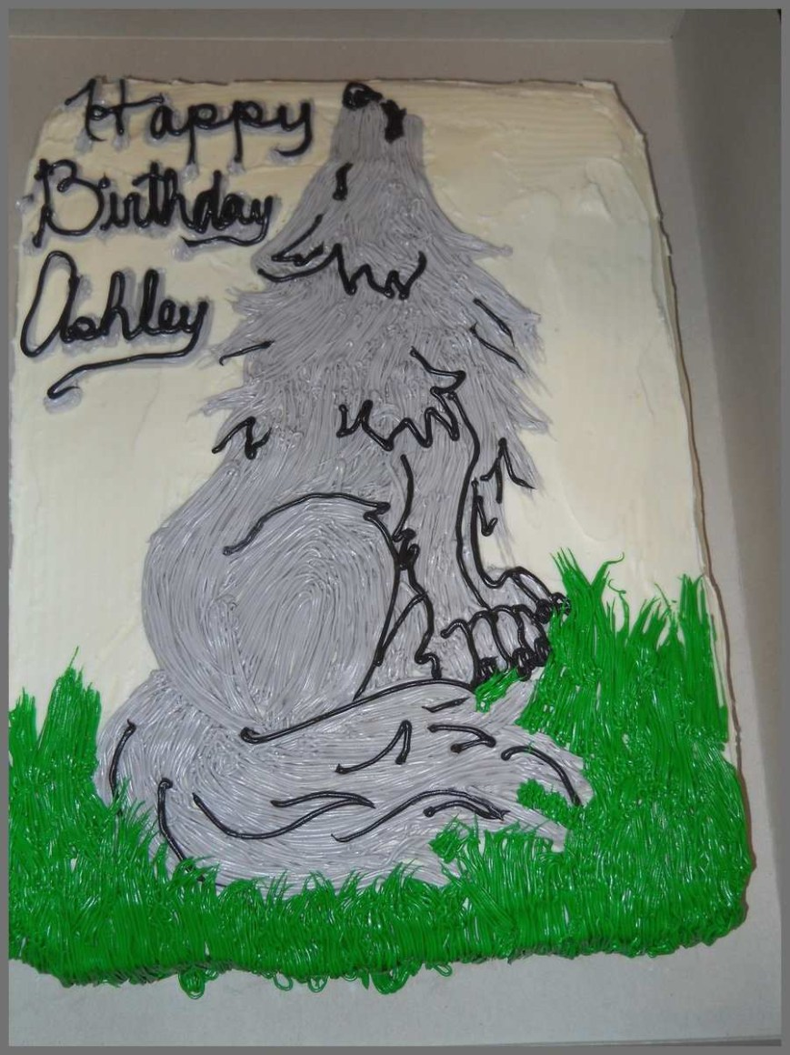 Wolf Birthday Cake Wolf Birthday Cake Elegant Pin Wolf Tattoo Meaning Art Ideas Men