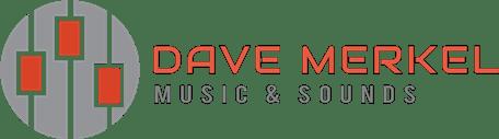 Dave Merkel • Music & Sounds logo