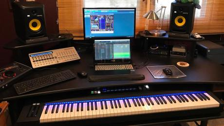 dave's studio