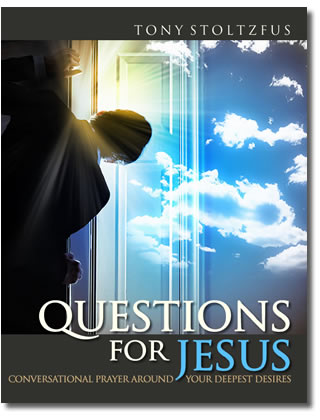 Jesus Loves to Answer Your Heart Questions!  Ask Him.