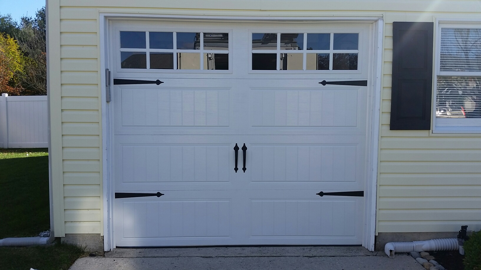 Clopay Garage Door Replacement and Install  Dave Moseley