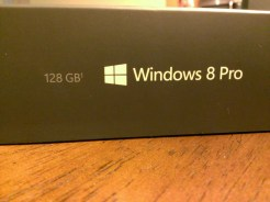 128 GB Windows 8 Pro Box