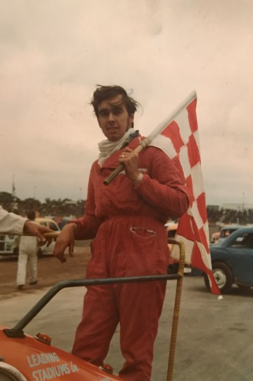 Stockcar, Ipswich, Davenport Cars, Championship, Suffolk, 1970s