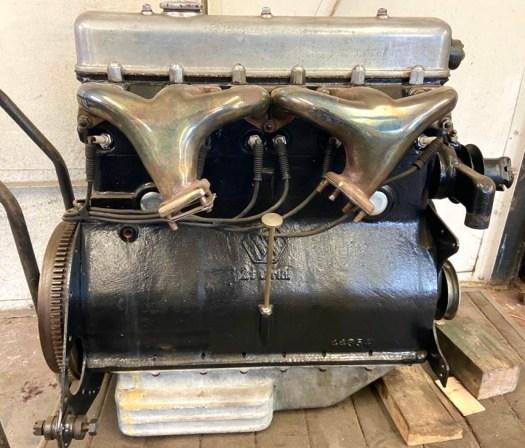 FMT 984 ENGINE