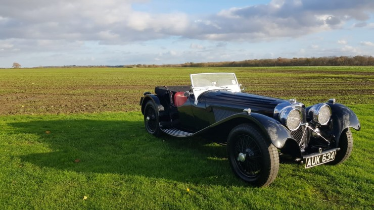 1937 ss100 for sale
