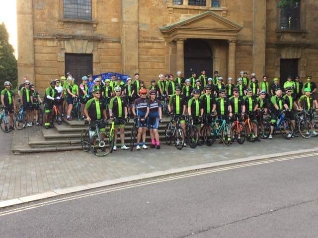 daventry cycling club