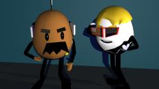 David Olutola 3d Character Eggs
