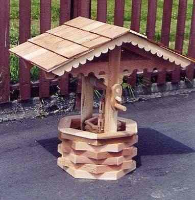 Pdf Download Wooden Wishing Well Designs Plans Woodworking
