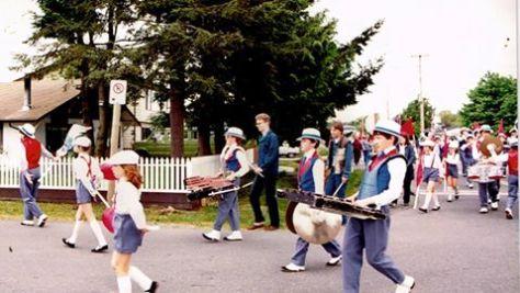 pac blue parade