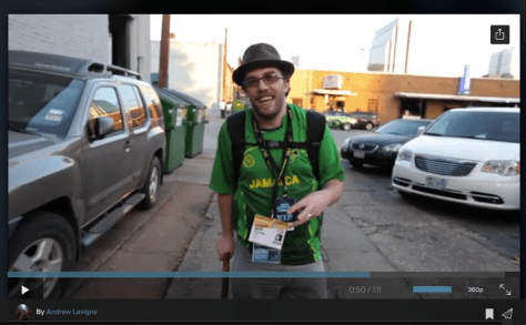 DaveO shares tips about enjoying SxSW in Generation Social, a film by Andrew Lavigne