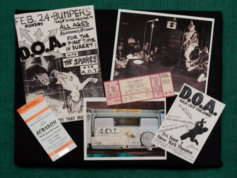 Forgotten Vancouver Stories: 9 – (New) York Theatre and suburban punk bands