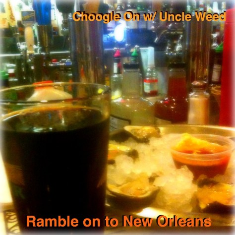 Ramble on to New Orleans – Choogle On! #102