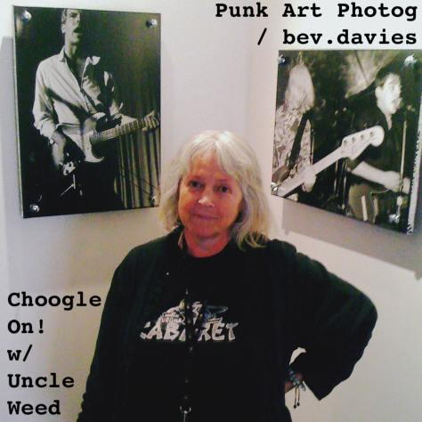 Punk Art Photog / bev. davies – Choogle On #122
