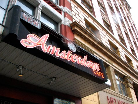 Down at the New Amsterdam – Choogle On! #22