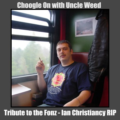 Tribute to the Fonz, Ian Christiancy RIP – Choogle On #83