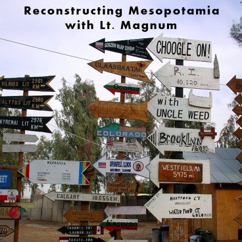 Reconstructing Mesopotamia with Lt. Magnum – Choogle On! #94