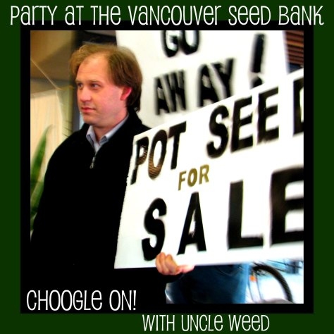 Party at the Vancouver Seed Bank – Choogle on #59