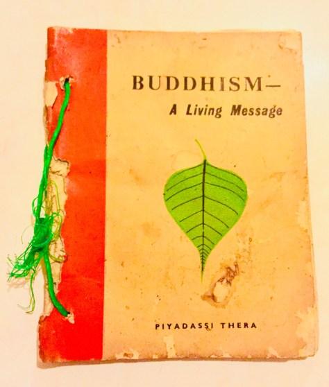 Buddhism - A Living Message –Sri Lanka Books & Ledgers
