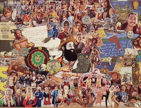 Collage of Pals and Experience by Kris Krug including #DRO420