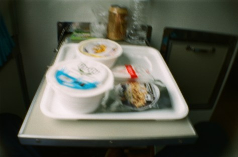 Towns and Trains: snacks on the train
