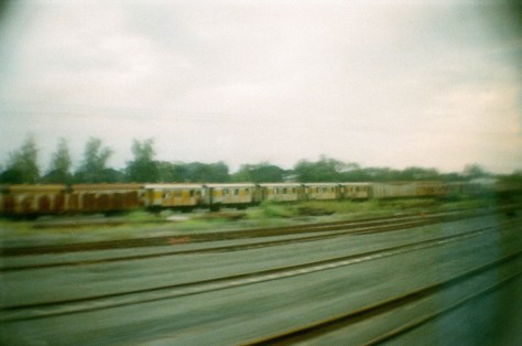Towns and Trains: train on a siding