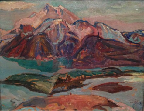 G7 painting (Varley?)