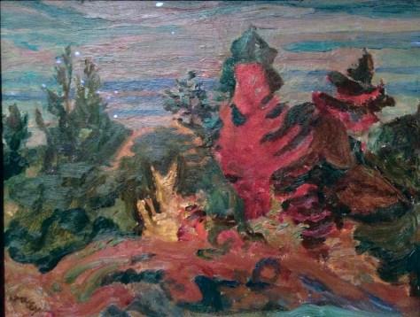 G7 Painting (Varley)