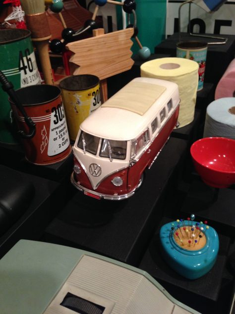 VW bus and other items